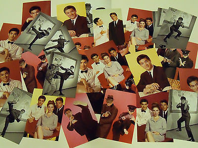 44 PHOTOS LOT,BRUCE LEE,VAN WILLIAMS,WENDE WAGNER,THE GREEN HORNET,1960sTV SHOW