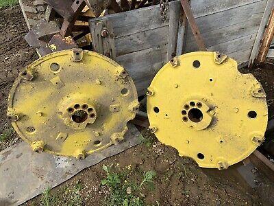 John Deere 520 530 36 Center Wheel Casting Hub Set B3800r