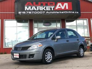 2009 Nissan Versa 1.6S, WE APPROVE ALL CREDIT
