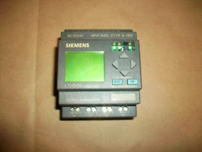 Siemens Logo Programmable Relay 6ed1 052-md00-0ba2