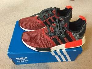 5463be4c2 Adidas Originals NMD R1 Lush Red Size (US 9.5  47 UK9) (NEW)