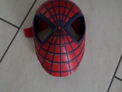 Ultimate Spider-Man Halbmaske aus Kunststoff für - Spider Man Kostüme