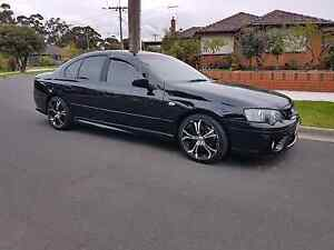 2006 Ford Falcon XR6 Yarraville Maribyrnong Area Preview