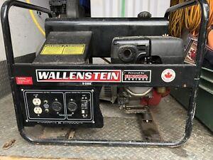 Wallenstein 5000w 9hp generator