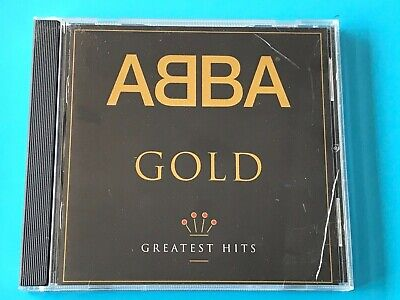 ABBA > GOLD > GREATEST HITS (CD) 1992 > NICE CONDITION!