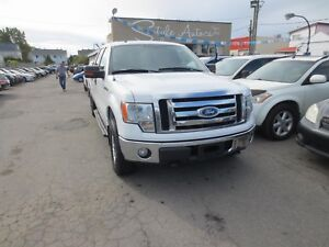 2010 Ford F-150 XLT 4X4 CAB DOUBLE