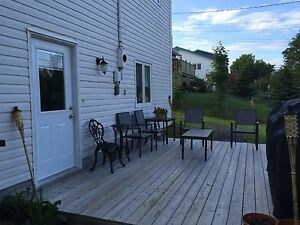 2 bedroom 2 bath basement apartment