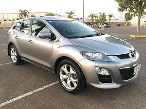 2011 Mazda CX-7 Luxury Sport Parafield Gardens Salisbury Area Preview