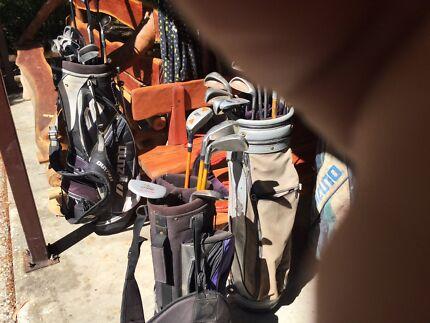 Golf bags and clubs  Molendinar Gold Coast City Preview