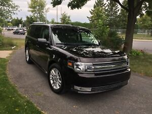 Ford Flex 2014 SEL AWD, toit, cuire, 7 places