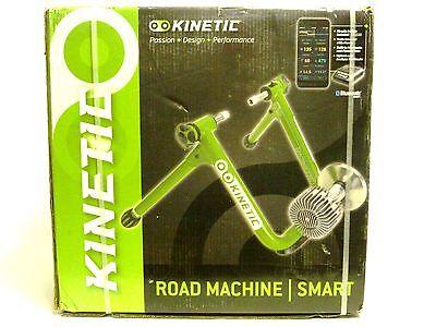 Kurt Kinetic Road Machine 2.0 Smart Fluid Bicycle Trainer T-2700 Includes inRide