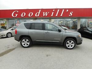 2011 Jeep Compass NORTH! LOCAL TRADE! BLUETOOTH!