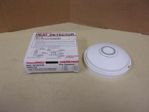 Chemtronics Series 600 Heat Detector Model 602