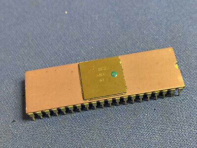 S6800s Ami 6800s 40-pin Cerdip Vintage 1980 Rare Faded Last One