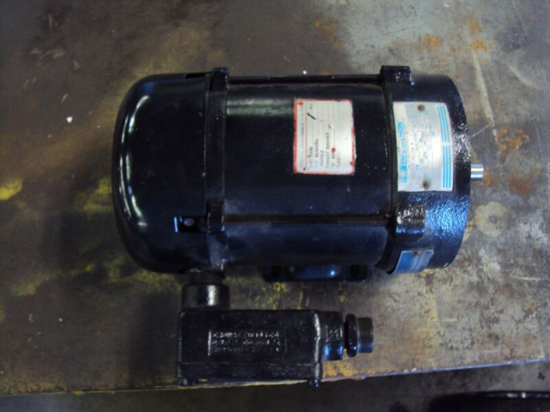 Marathon Electric 56T34G200A Motor Explosion Proof 1 HP