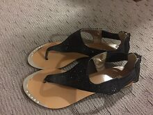 Black flats size 9 Gympie Gympie Area Preview
