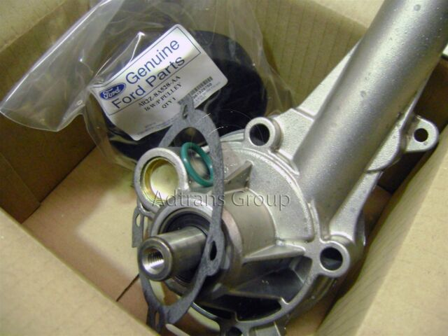 GENUINE FORD BA BF + MK2 FALCON 6 CYLINDER 4.0 WATER PUMP & PULLEY KIT FROM 1103
