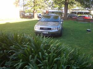 AUDI A4 2.0 LITRE SUNROOF LEATHER LOG BOOKS $5950 Stepney Norwood Area Preview
