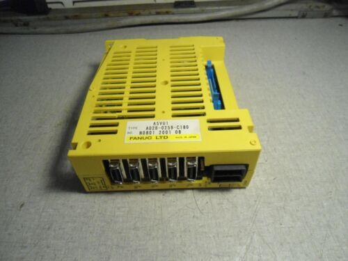 Fanuc A02B-0259-C180 Interface Unit Module ASVU1