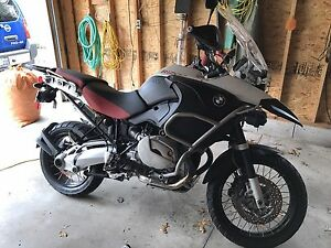 2006 BMW R1200GS Adventure trade for muscle car/truck