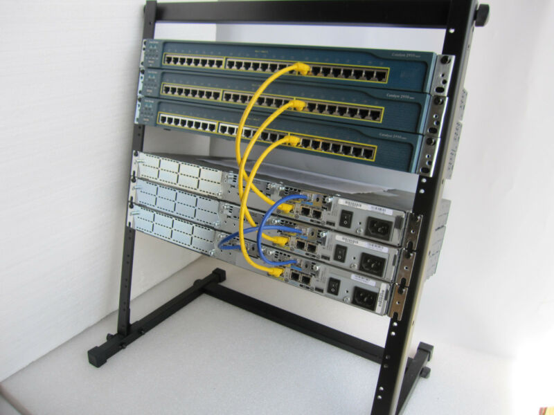 Cisco CCNA CCENT CCNP Lab Kit CCNA2 Free Rack Exams 200-120 200-101 100-101 Best