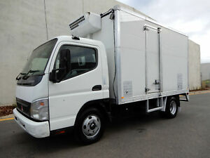 2007 Fuso Canter FE83P Refridgerated Bell Park Geelong City Preview