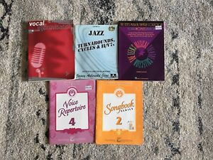 Royal Conservatory and other music books