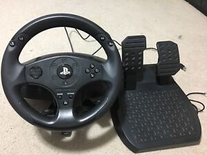 Thrust master T80 racing wheel for PS4/ps3.