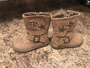Fall toddler boots size 7