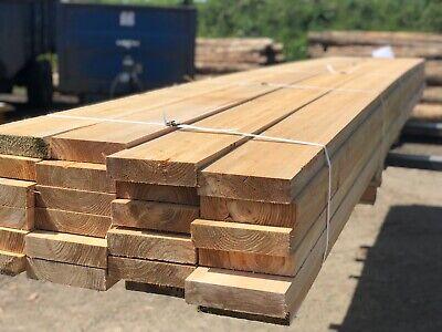 Cedar Timber Larch Wood Fencing Boards Posts Rails Slats Cladding Fence Panels