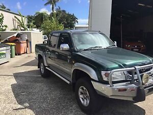 2005 SR5 Toyota Hilux Ute 4x4 4wd. Great Farm Ute or Comp Truck Moffat Beach Caloundra Area Preview