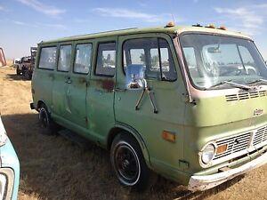 1968  Chevy sportvan 108.