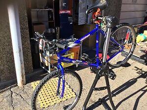 Sportek Ridgerunner mountain bike - $80