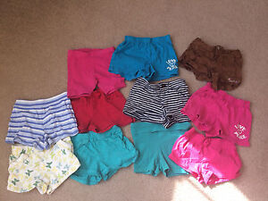 Girls summer clothes.  Size 5