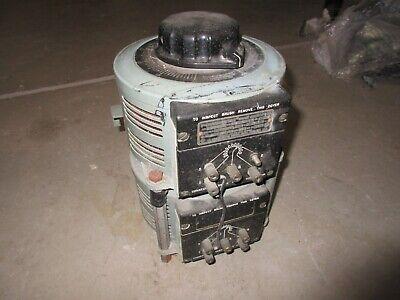 Powerstat 136-2 120v 2.8 Kva Variac Autotransformer 0-140v