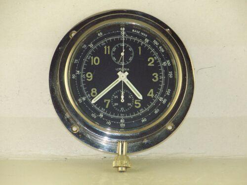 Lemania Rally Dashboard Chronograph timepiece - Rare!