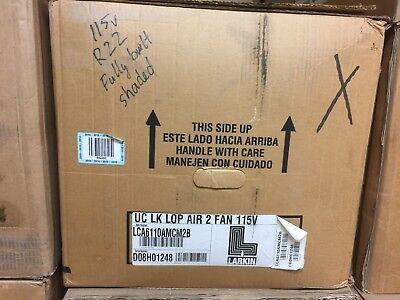 New Heatcraftlarkin Lca6110amcm2b Air Defrost Evaporator With Options