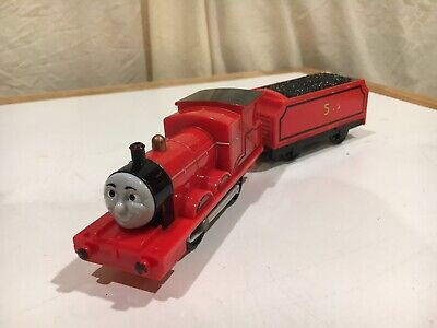 Motorized Talking James R9627 for Thomas and Friends Trackmaster Railway