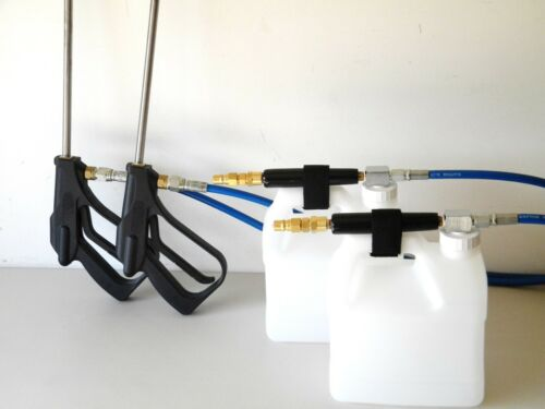 Carpet Cleaning - High Pressure Inline Sprayer (Set Of 2)