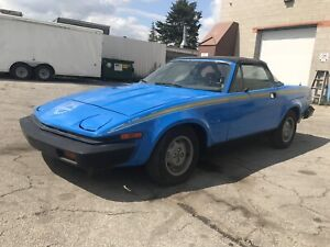 Triumph Tr7 | Kijiji in Ontario  - Buy, Sell & Save with