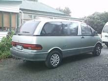 1994 Toyota Tarago Wagon Cradoc Huon Valley Preview