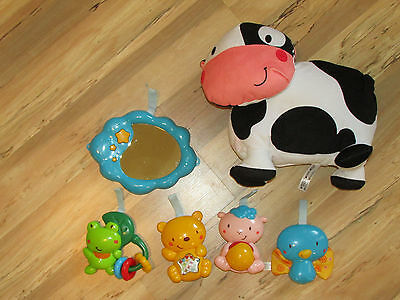 VTech Baby Lil Critters Barnyard Farm Animals Mobile Gym REPLACEMENT PARTS New