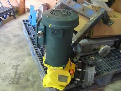 Lmi Milton Roy Sd76x 2270025 Motor Driven Pump