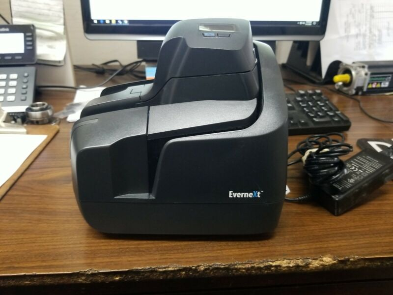 Panini EverneXt Intelligent Check Scanner