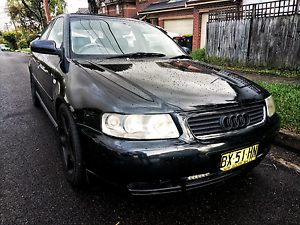 Luxury Audi A3 swap trade 6 MONTHS REGO manual Sydney City Inner Sydney Preview