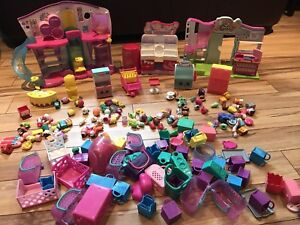 Lot de Shopkins et modules