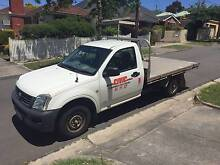 2005 Holden Rodeo Ute + Delivery Driver Job Box Hill South Whitehorse Area Preview