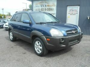 Hyundai Tucson GL 2005 ***MAGS,AIR CLIMATISE,GROUPE ELECTRIQUE**