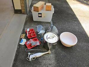 Soap Making Stuff Kaolin Clay + molds + more Yorkeys Knob Cairns City Preview