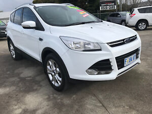 2013 FORD Kuga TREND (AWD) Invermay Launceston Area Preview